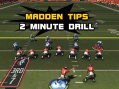 Madden Tips: 2 Minute Drill
