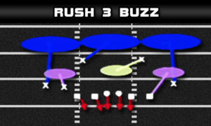 nickel double a gap rush 3 buzz banner 300x180 Madden Tips | Madden | Football Plays | Football Strategies